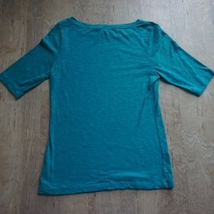 Forever 21 Tops - Half Sleeve Blue Tops
